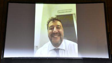 Photo of Matteo Salvini a LaChirico: «Se Giulia Bongiorno ne chiederà conto farà bene: non è sano far lavorare così gli operatori della giustizia»
