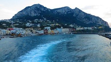 Photo of Terna: la linea che unisce Capri alla terraferma e fornisce energia pulita