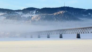Photo of Il ponte di legno più lungo del mondo, realizzato da un'azienda italiana