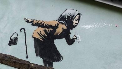 Photo of Il nuovo murales di Banksy