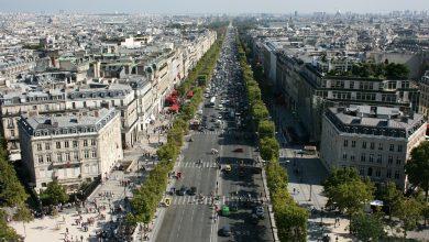 Photo of Gli Champs-Élysées diventano un parco di 80 ettari