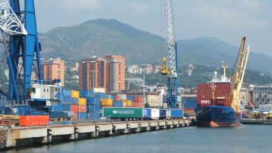 Photo of Diga di Genova per navi portacontainer: dimezzati i fondi nel Recovery Plan