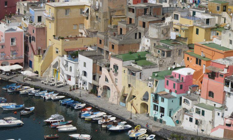 Photo of 'La cultura non isola', Procida Capitale della Cultura 2022