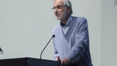 Photo of Renzo Piano primo vaccinato over 80 in Liguria