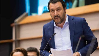 "Photo of Salvini: toni più ""moderati"" su immigrazione. ""È un problema europeo. Bene che sia trattata come in Francia e in Germania"""