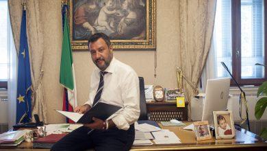 """Photo of Salvini: """"Sul vaccino gli italiani devono poter scegliere. Con il green pass trasformiamo baristi, bagnini e camerieri in poliziotti?"""""""