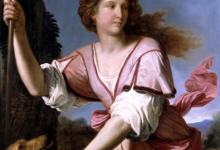 """Photo of Fondazione Sorgente Group: """"la premonizione"""" della dea, nel dipinto Diana cacciatrice del Guercino"""
