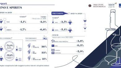 Photo of Sace, il 2020 dei vini italiani: esplode l'e-commerce e cresce la ricerca di qualità