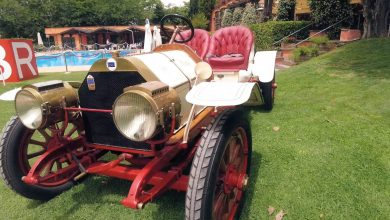 Photo of Auto d'epoca: la Lancia Epsilon acquistata da Valter Mainetti si aggiudica il Premio Sport del Reb 2021
