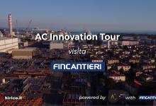 Photo of AC Innovation Tour visita Fincantieri
