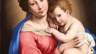 """Photo of Fondazione Sorgente Group: """"l'apparente evidenza"""" della Madonna col Bambino del Sassoferrato"""