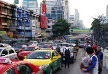Photo of Bangkok, i tetti dei taxi fermi per il Covid diventano orti