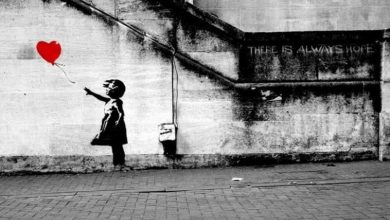 Photo of Banksy, torna all'asta l'opera autodistrutta tre anni fa